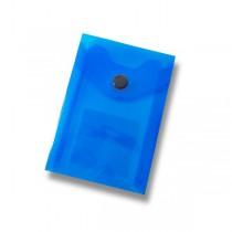 Spisovka s drukem modrá, A7