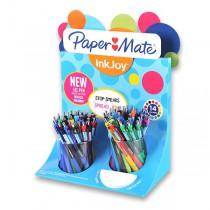 Roller PaperMate InkJoy Gel stojánek, 60 ks