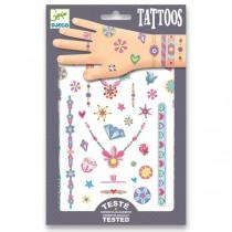 Tetování Djeco Na parádu