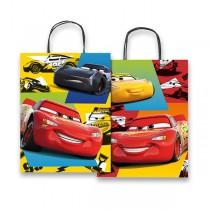 Dárková taška Cars 160 x 80 x 210 mm