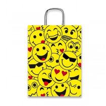 Dárková taška Emoji 260 x 120 x 345 mm
