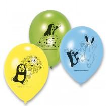 Nafukovací balónky Krteček 6 ks