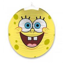 Lampion Spongebob průměr 25 cm
