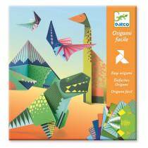 Origami sada Djeco Dinosauři