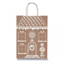 Dárková taška Fantasia House 160 x 80 x 210 mm