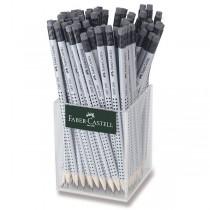 Grafitová tužka Faber-Castell Grip 2001 s pryží tvrdost HB, stojánek, 72 ks