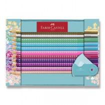 Pastelky Faber-Castell Sparkle 20 barev