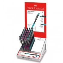 Mechanická tužka Faber-Castell Shark 0,5 mm, stojánek, 20 ks