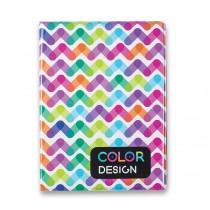 Obal na doklady Style mix barev a motivů