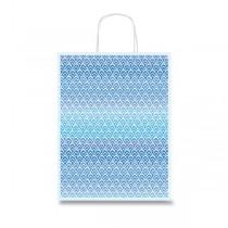 Dárková taška Fantasia Blue 160 x 80 x 210 mm