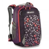 Školní batoh Boll Smart Artwork Collection 22 l (2019) Purple