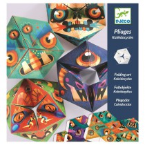 Kreativní sada Djeco Kaleidocycle Flexmonsters