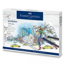 Pastelky Faber-Castell Goldfaber dárková sada, 23 ks