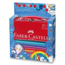 Pastelky Faber-Castell Jumbo Grip Balon, 18 ks