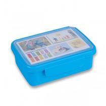 Svačinový box Zdravá sváča modrý