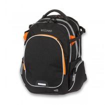Školní batoh Walker Campus Wizzard Black Melange