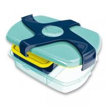 Velký svačinový box Maped Concept modrý