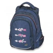 Školní batoh Walker Fame Flower Arrow