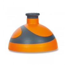 Kompletní víčko Zdravá lahev BIKE 2K oranžové