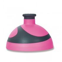 Kompletní víčko Zdravá lahev BIKE 2K růžové