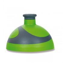 Kompletní víčko Zdravá lahev BIKE 2K zelené