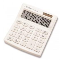 Stolní kalkulátor Citizen SDC-810NR bílý