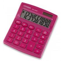 Stolní kalkulátor Citizen SDC-810NR růžový