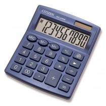 Stolní kalkulátor Citizen SDC-810NR modrý
