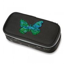 Penál Walker Fame Sparkling Butterfly