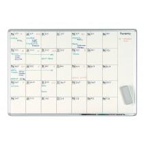 Plánovací tabule 100 x 70cm - Měsíční