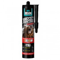 BISON GRIZZLY MONTAGE POWER WHITE 370 g