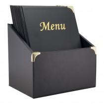 Box s 10 jídelními lístky A4,se 4 vložkami