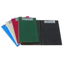 Deska s klipem A5 uzavíratelná PVC Linarts, mix barva