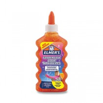 Lepidlo ELMER´S Glitter Glue oranžové