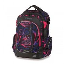 Školní batoh Walker Campus Wizzard Neon Lights