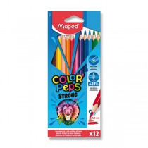 Pastelky Maped Color´Peps Strong 12 barev