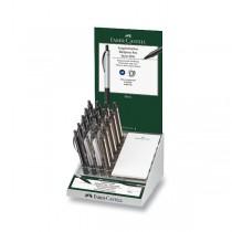 Kuličková tužka Faber-Castell Basic stojánek