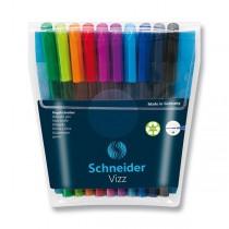 Kuličková tužka Schneider Vizz sada 10 ks