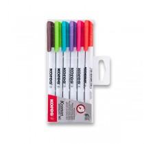 Sada popisovačů Kores K-Marker W1 sada 6 barev