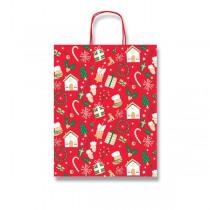 Dárková taška Fantasia Christmas 360 x 120 x 460 mm