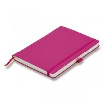 Zápisník LAMY B3 - měkké desky pink