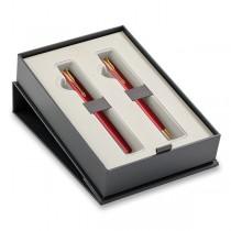 Parker Sonnet Red GT sada plnicí pero a kuličková tužka