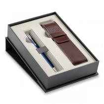 Parker Sonnet Blue CT kuličková tužka, dárková sada s pouzdrem