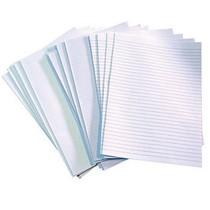 Papír dvojlisty skládaný