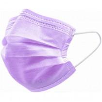 Jednorázová hygienická rouška fialová - 10ks