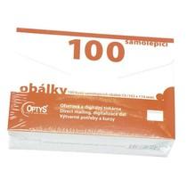 Samolepicí obálky C6, 100 ks