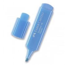 Zvýrazňovač Faber-Castell Textliner 1546 námořnická modrá