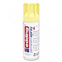 Akrylový sprej Edding 5200 pastelově žlutá 915