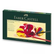 Pastelky Faber-Castell Polychromos 210051 20 barev s příslušenstvím
