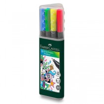 Fineliner Faber-Castell Grip 10 barev